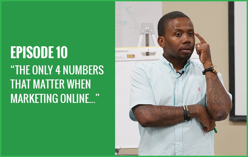 The ONLY 4 Numbers That Matter When Marketing Online (ignore these Magic Numbers at Your Own Risk)