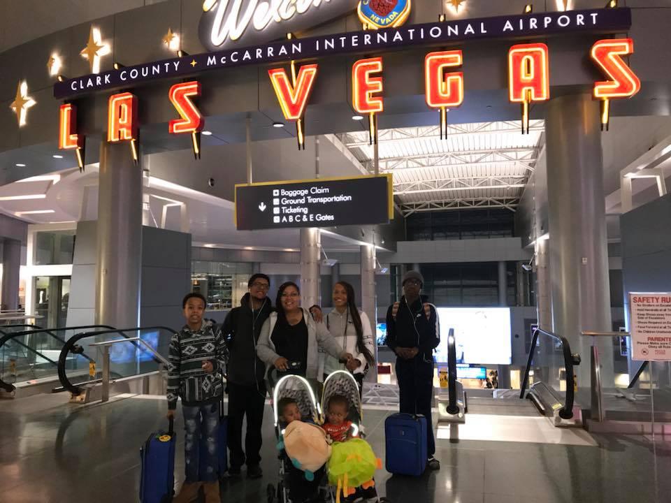 las vegas airport