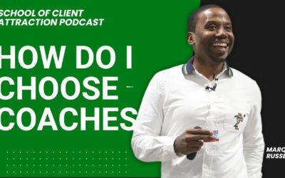 How Do I Choose Coaches
