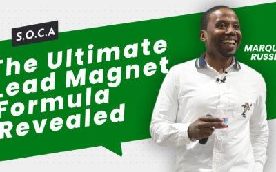 The Ultimate Lead Magnet Formula Revealed